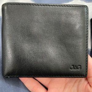 JAG branded wallet